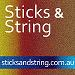 Sticks and String