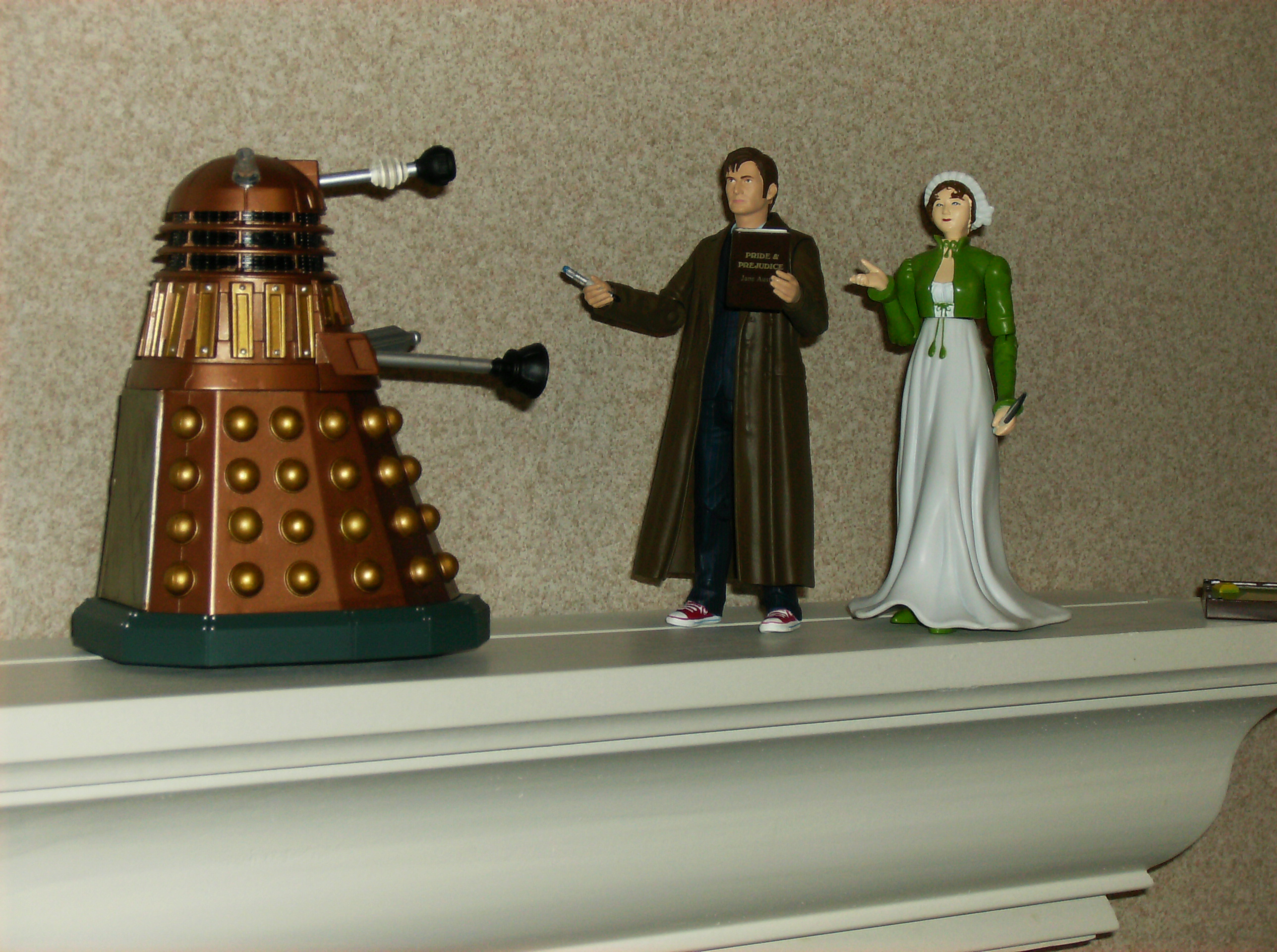 dalek attacks